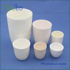 [Huto Ceratric] high purity 99% ceramic crucible aluminum melting crucible al2o3 crucible