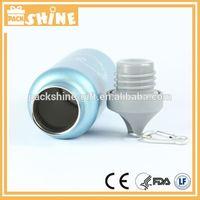 Stainless Steel Water Bottle Loop Cap