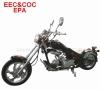 EPA/EEC/COC Chopper motorcycle (GS-303-EEC)