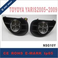 NSG10Y TOYOTA YARIS 2005 - 2009 vw polo led drl osram ford focus