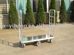 aluminum u-boat cart