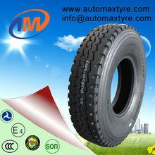 GCC Tire 1200R20 Middle East Market