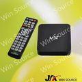 Nova versão Amlgoic MX Box TV Android apoio SD / SDHC / MMC cartões