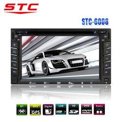 stc-6008 car audio video entertainment navigation system