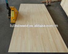 radiata pine Finger jointed board / Edge Glued Panel