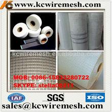 Factory !!!!!!!! KANGCHEN white gypsum grid mesh/fibergalss grid mesh net for wall