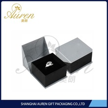 paper jewellery box with compartments