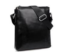 exported Europ vintage style pu men messenger bag shoulder bag