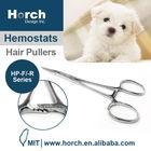 Pet puppy kitten ear cleaning tool hemostats forceps hair pullers