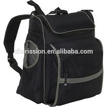 Trendy sport diaper backpack