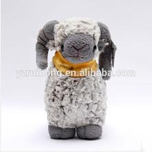 soft plush sheep toy&stuffed soft and cute lamb