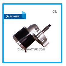 36v dc worm gear motor high-speed dc motors ZY1016LZ