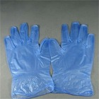 Blue Vinyl Gloves for Food and Medical Use
