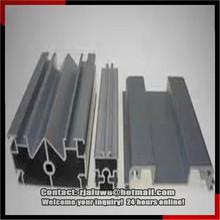 Perfis de alumínio para a janela, porta, parede de cortina, cerca/corrimão, linha de montagem, dissipador de calor, led, frame solar, móveis, etc.