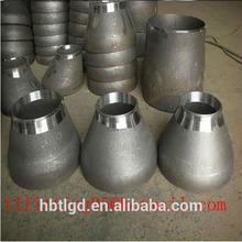 water pressure pipe fitting reducer threaded Ansi B16.9 b16.28 Elbow Tee Cap Reducer -HEBEI TIANLONG