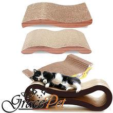 [Grace Pet] High Quality Cat scratcher, corrugated cardboard scratch scratchers toy