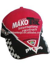 fashion men embroidered team cap