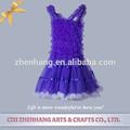 venta caliente nuevo diseño baby vestido de noche para los niños