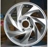 Outdoor Aluminum profile electrostatic powder painting wheels