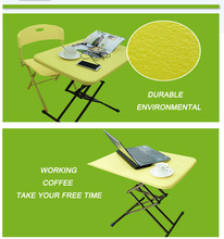 2014 New style adjustable portable foldable laptop table