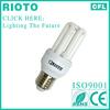 high quality china alibaba energy -saver lamp CFL fluorescent tube