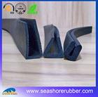 Bottom door seal brush strip