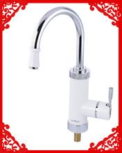 Bathroom hot cold water mixer tap