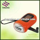 Dynamo & Solar Flashlight/ Dynamo & Solar Torch