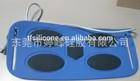 Fat burning vibration massage belt with heat