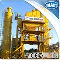 alta qualidade baixo preço móvel de asfalto planta de mistura