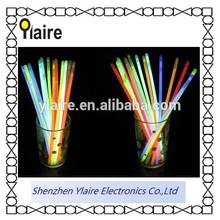 Party decoration 20 cm fluorescent stick/flashing light stick