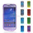 Soft Gel Flip Tpu Silicone Back Case Cover For Samsung Galaxy S4 Mini I9190