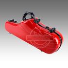Red Fiberglass Alto Saxophone Case