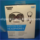 headset case,earphone case.earphone packaging