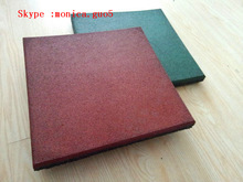 Different colors outdoor rubber paver,brick paver driveway