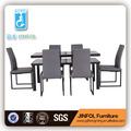 2013 muebles para el hogar de comedor mesa y una silla ct136a+cy136