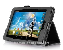 2014 Newest leather case for tablet 7 inch case for Acer Iconia Tab 7 A1-713