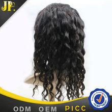 JP Hair unprocessed virgin hair deep wave 100% european hair wig