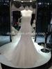 Brilliant!!! Luxurious Beaded factory price wedding dress