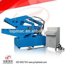 Q08-125 Alligator Aluminum Tube Cutting Machine with Integration Design