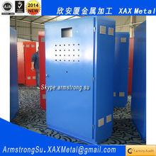 XAX55CP XAX Metal Manufacturer terimal block clamp screw type din rail conduit fuse Australia Control panel cabinet