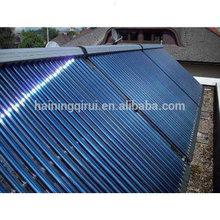 EN12975 certified 58*1800mm solar heat panel price