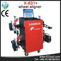 Professional quanlity LAUNCH X-631+ truck wheel alignment price