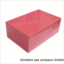 Fabulous Light color jewelry boxes paper for ring
