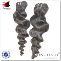 28inch virgin indian hair spring curl