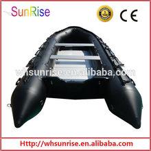 Rigid PVC/Hypalon Inflatable Boat Korea 10 Persons