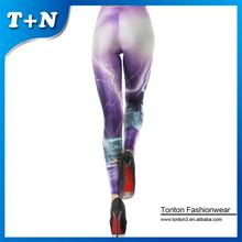 sexy ladies leggings muscle leggings sex photo purple tights