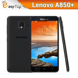 Lenovo A850+ 5.5 inch MT6592V Octa Core Phone Dual Sim GPS Android 4.2 3G Smart Phone WCDMA 2500mAh