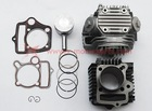 125cc CYLINDER HEAD WITH BODY FOR CHINESE ATVS, AND DIRT / PIT BIKES WITH E22 CLONE MOTORS
