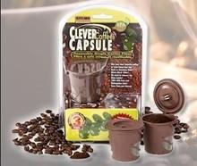 As Seen On TV Reusable Coffee Capsule Coffee Capsule Plastic Cup